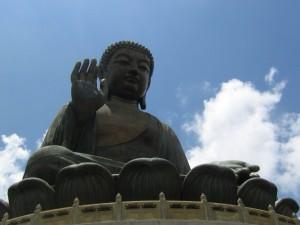 Big Buddha, Lantau Island Hong Kong