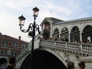 Photo of Rialto Bridge in Venice