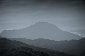 Kota Kinabalu Mountain Range