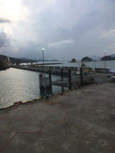 Harbour view at Langkawi, Kedah, Malaysia